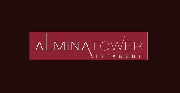 Almina Tower İstanbul Esenyurt'ta yükseliyor!