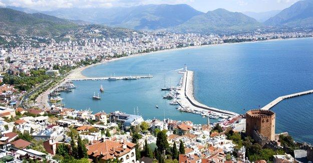 Antalya'da bu bölge yatırımcıların radarında!