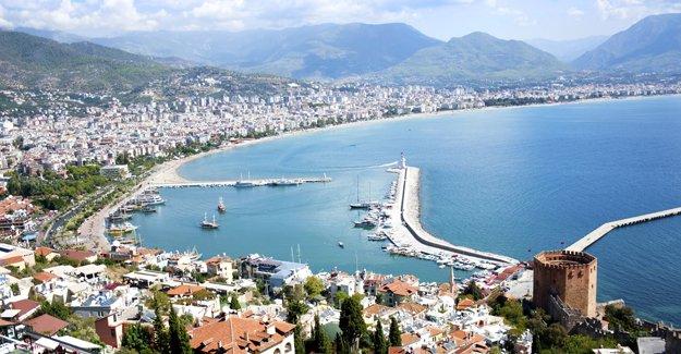 Antalya'da konut satışında lider Kepez!