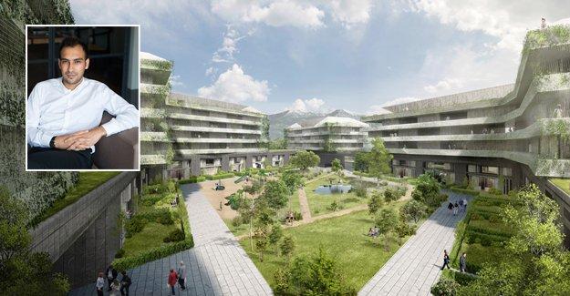 """Antalya Green Hub"" projesi MIPIM 2016 Fuarı'nda!"