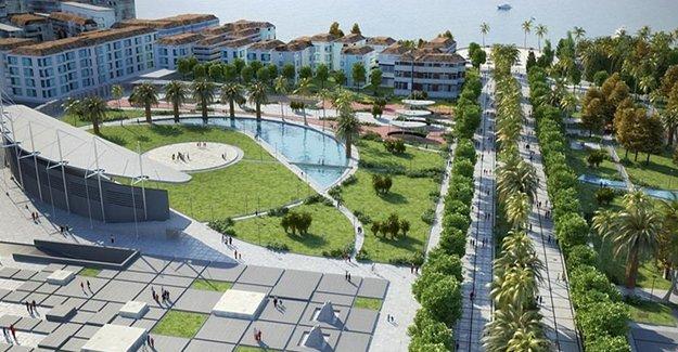 Antalya Kent Müzesi'yle canlanacak!