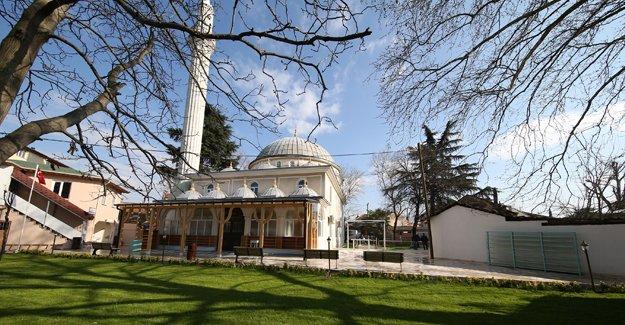 Armutköy Camii vatandaşın hizmetine sunuldu!