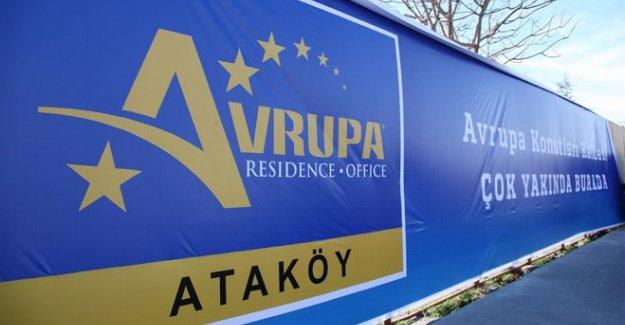 Avrupa Residence / Office Ataköy / İstanbul Avrupa / Ataköy