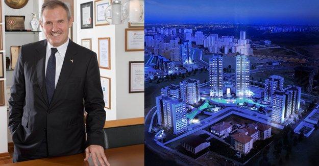 Başakşehir'le değerlenen proje: Avrupa Konutları Başakşehir!