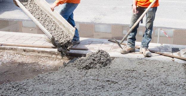 Başkan Tüzün çimento pazarını değerlendirdi!