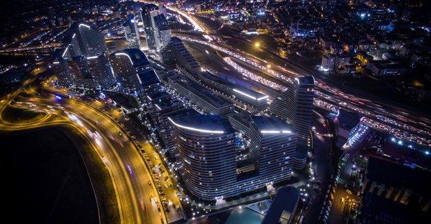 Batışehir'de 15 bin kişi yaşayacak!