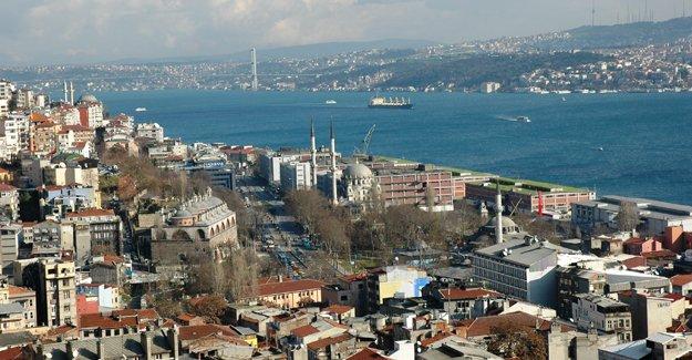 Beyoğlu'nda ev fiyatları uçtu!