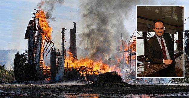 Binalarımızı yangından korumak mümkün!