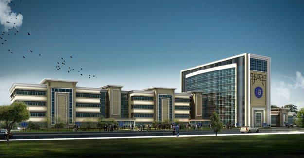 Bursa Büyükşehir Belediyesi yeni binası açılıyor