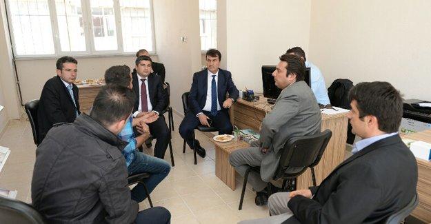 Bursa Soğanlı kentsel dönüşüm ofisine yoğun ilgi!