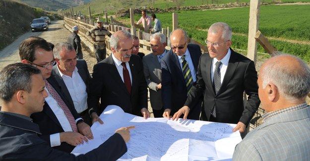 Büyükşehir'den İnegöl'e yeni mezarlık!