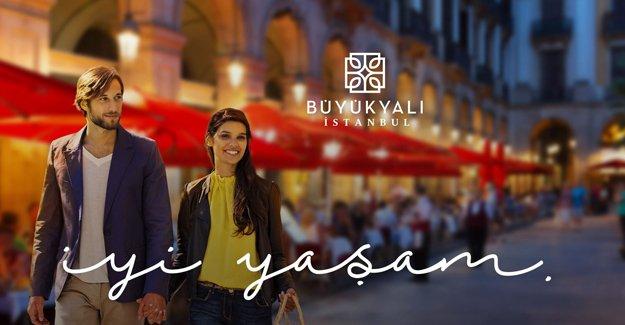 Büyükyalı İstanbul Eylül'de satışta!