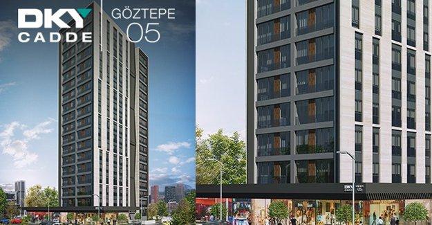 DKY Cadde Göztepe 05 teslim tarihi!