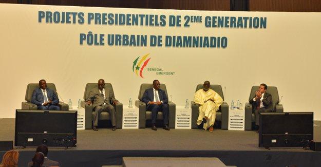 DM Yatırım İnşaat'ın üç dev Senegal projesinin temelleri atıldı!