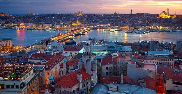 Doğal afet riskine göre en tehlikeli şehirler listesinde,İstanbul'da var!