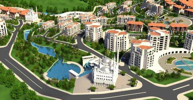Elmadağ'da kentsel dönüşüme start verildi!