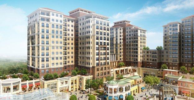 Emaar Square lokasyon avantajı ile dikkat çekiyor!