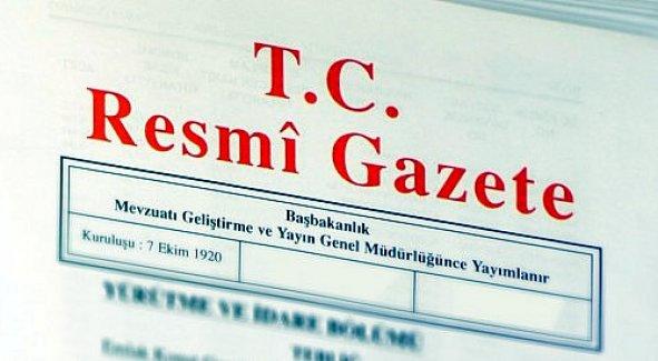 Ertelenen imar kararı Resmi Gazete'de yayımlandı!