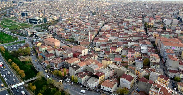Esenler'de kentsel dönüşüm fiyatları 5 yılda 5'e katladı!