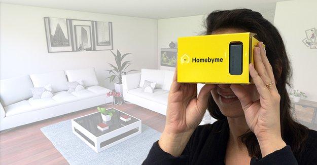 Evinizi üç boyutlu bir deneyimle dönüştürebilirsiniz!