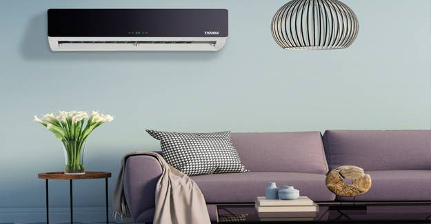 Evinizin havasını değiştiren klima: Franke