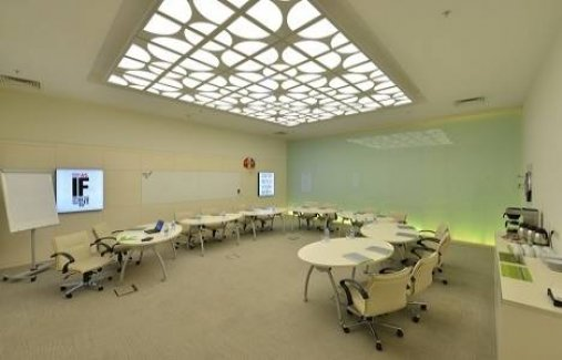 Flatofis Haliç projesi toplantıların merkezi haline geldi!