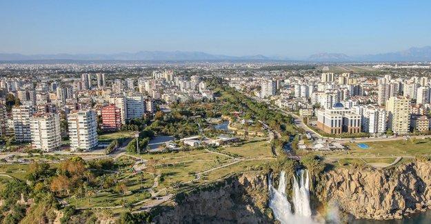 'Gayrimenkul yatırımlarında Antalya yükselişte!'