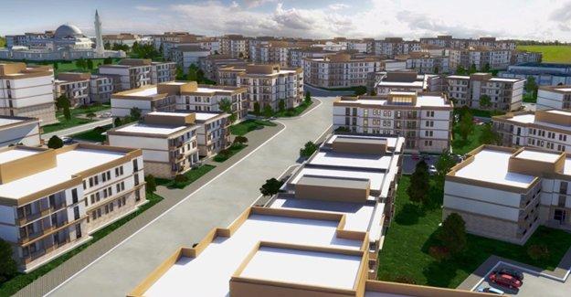 Gaziantep Kuzey Şehir Projesi ne zaman tamamlanacak?