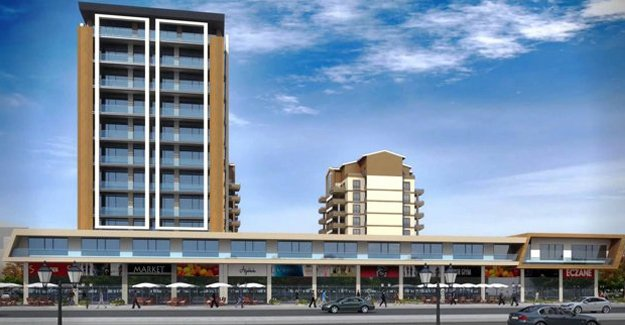 Güleç Teras Premium Residence / Bursa / Nilüfer / Ertuğrulkent