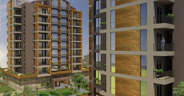 Güleç Teras Premium Residence Ertuğrulkent'te yükseliyor!
