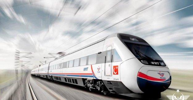 Halkalı- Kapıkule tren hattı ÇED süreci başladı
