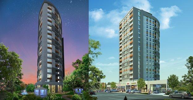 Huzzak Tower Elegance Başakşehir'de yükselecek!