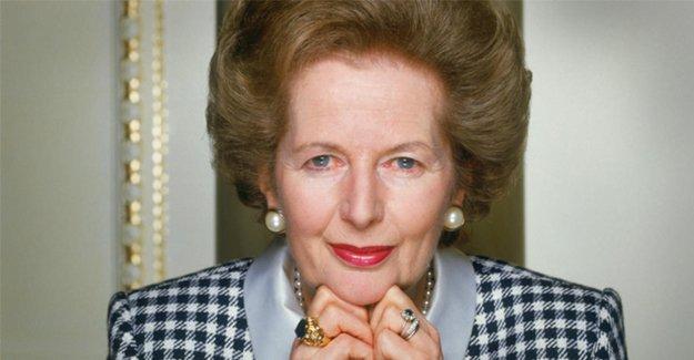 Margaret Thatcher'ın evi satılık!