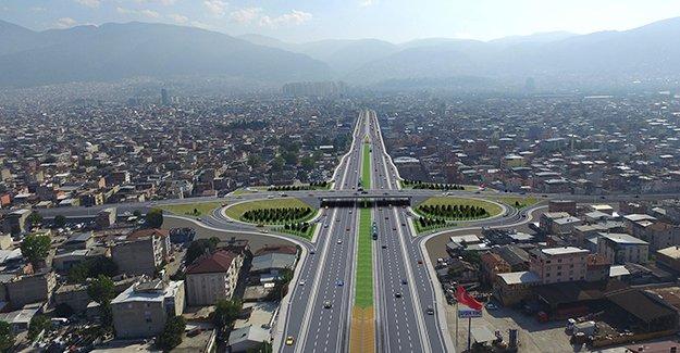 İstanbul Caddesi'nde kesintisiz ulaşım