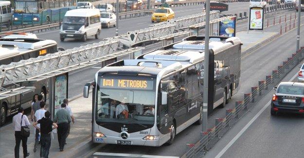 İstanbul'da ulaşıma yüzde 50 bayram indirimi!