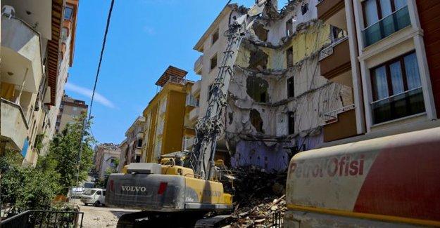 İstanbul Maltepe'de inşaatlar pazar günü çalışamayacak!