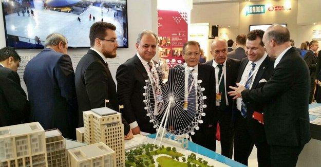 İstanbul, projelerini 89 ülkeye anlatacak!
