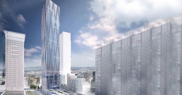 İstanbul Tower 205 Büyükdere Caddesi'nde yükselecek!