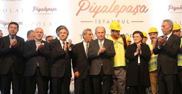 İstanbul'un kalbi Okmeydanı'nda da dönüşüm başlıyor!
