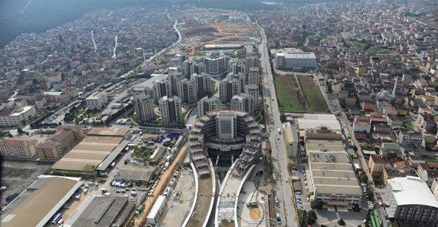İstanbul'un 'O' bölgesi yüzde 35 değer kazanacak!