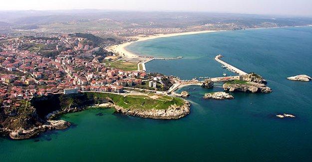 İstanbul'un Bodrum'u Şile olacak!