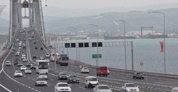 İşte Osmangazi Köprüsü'nün geçiş ücretleri!