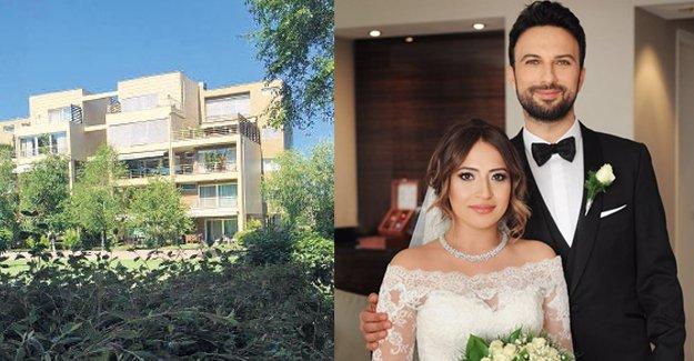 İşte Tarkan ve Pınar Dilek'in evi!