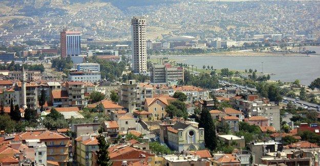 'İzmir Bayraklı'da kentsel dönüşüm kendiliğinden olacak!'
