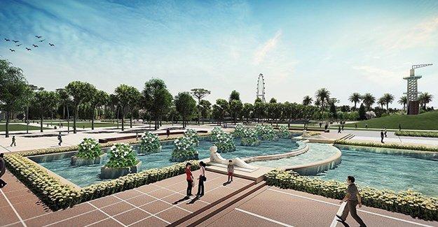 İzmir Kültür Park yenilenecek!