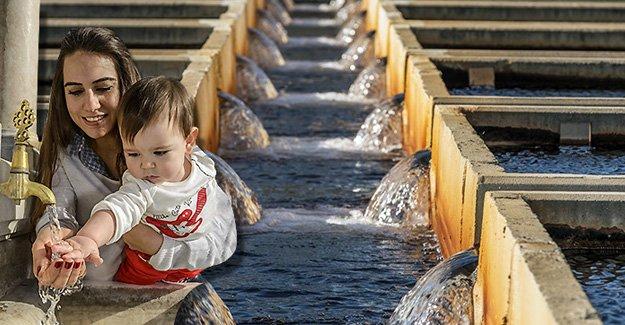 İZSU günde 2 bin metreküp atık suyu 'içme suyu'na çevirecek!