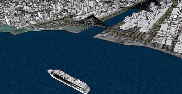 Kanal İstanbul için Panamalı ekip ile işbirliği yapıldı!