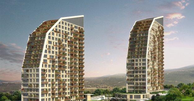 Kartal Çukurova Balkon'da fiyatlar 240 Bin TL'den başlıyor