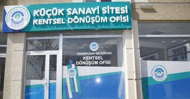 Eskişehir kentsel dönüşüm ofisi adres değiştirdi!