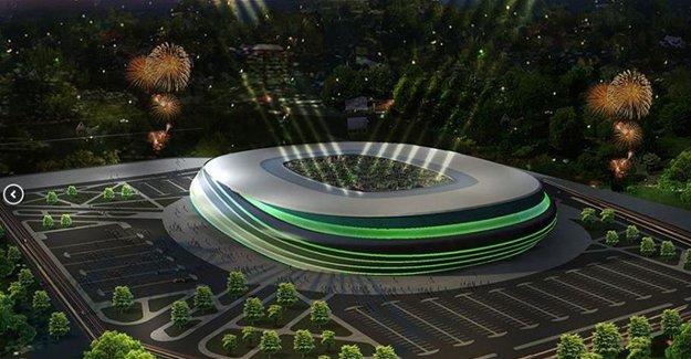 Kocaeli'de 33 bin kişilik stadyum Haziran'da açılıyor!